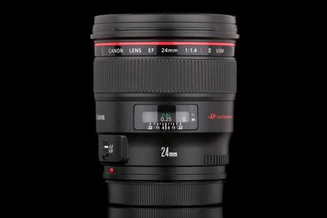 佳能EF 24mm F1.4L II USM