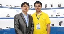 P&E2015:专访美科销售总经理余亮先生