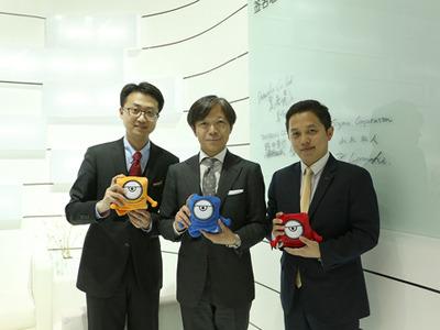 P&E2015:专访适马总裁山木和人先生