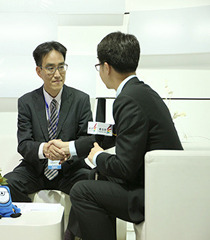 P&E2015:专访东芝统括部总监安田哲也