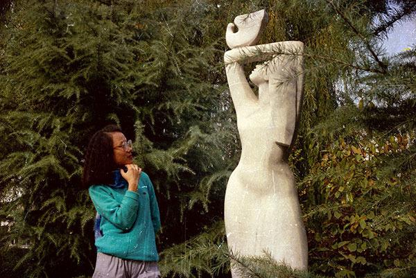 公共雕塑系列9