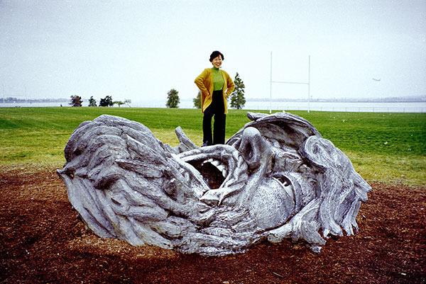 公共雕塑系列5