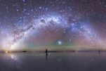 等风来!我和银河有个约会――星野摄影大赛获奖名单