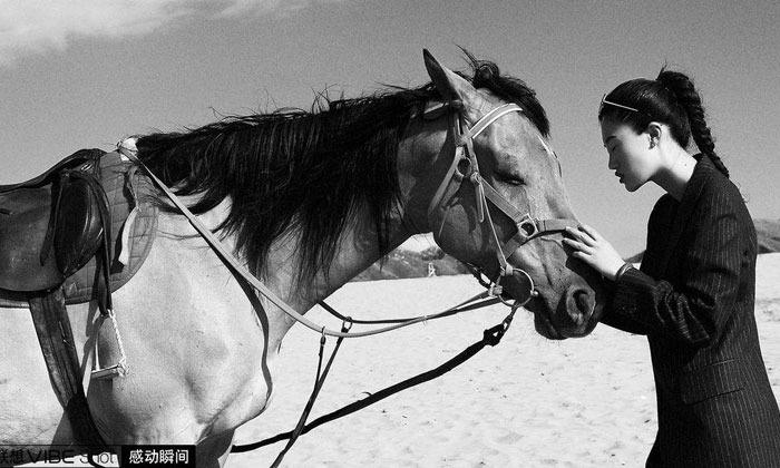 天漠与悍马