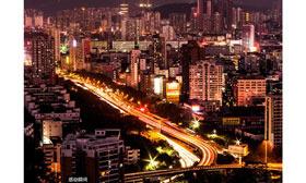 城市,深圳