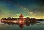 在北京拍出银河来 聊聊角楼银河的拍摄和后期