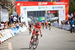 2015环中国首位华人冠军产生