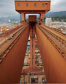 马尾造船厂 工业文化遗产的视觉呈现