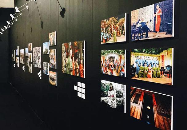 """探寻""""非遗""""之路-2015镜头里的中国 腾龙行 主题影展"""