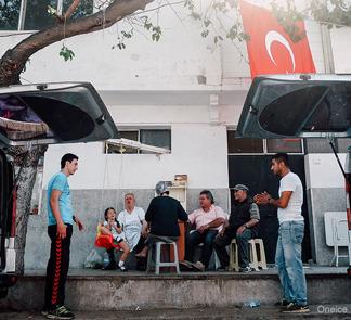 土耳其的潜心之旅