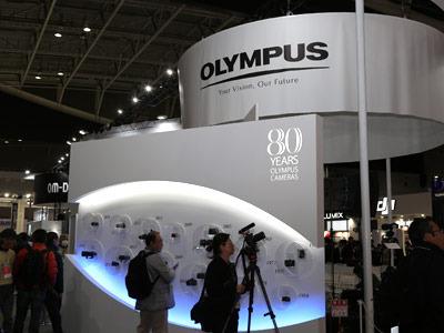 CP+2016:热议机型极致体验 奥林巴斯展台
