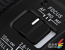 150-600mm f/5-6.3对焦切换