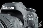 2420万像素+45点全十字 佳能EOS 80D评测