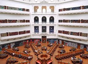 维多利亚国家图书馆