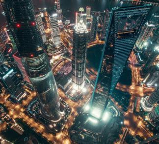 全上海向下看 俯瞰魔都