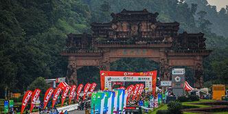 2015环中国落户俊美乐山