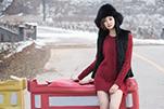 【happy惚惚】―《薇.凉的冬》腾龙SP45mm F/1.8