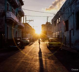 让时间静止的古巴