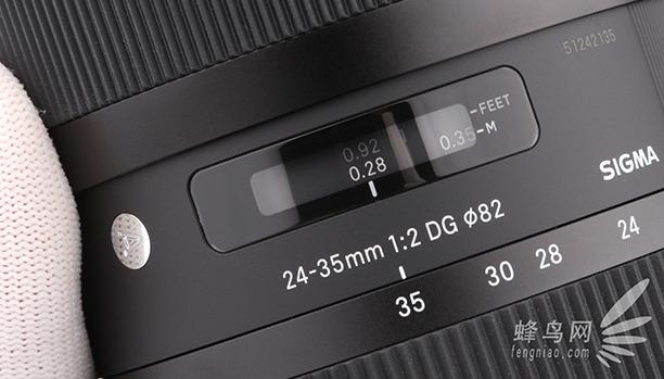 黑科技远无止境 适马24-35mm F2评测首发