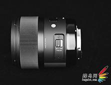 适马35mm F1.4 A DG HSM侧面