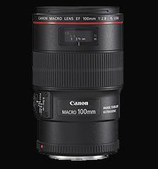 Canon EF100mm F2.8 USM macro