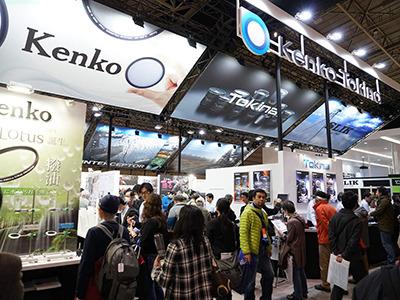 CP+2016:产品线丰富 肯高图丽展台一览