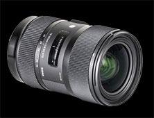 18-35mm f/1.8 DC镜身