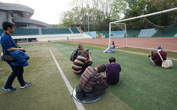 EOS俱乐部湖北站纯真年代校园花絮