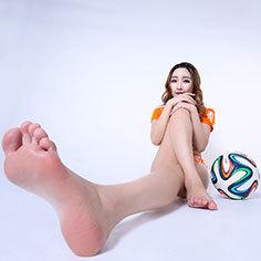 赝照第十三期《足球宝贝》