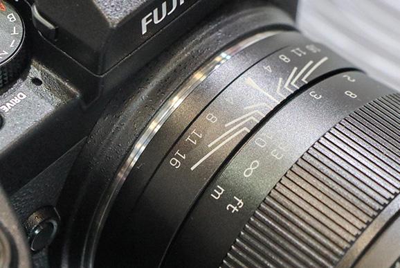 中一光学G卡口65mm F1.4