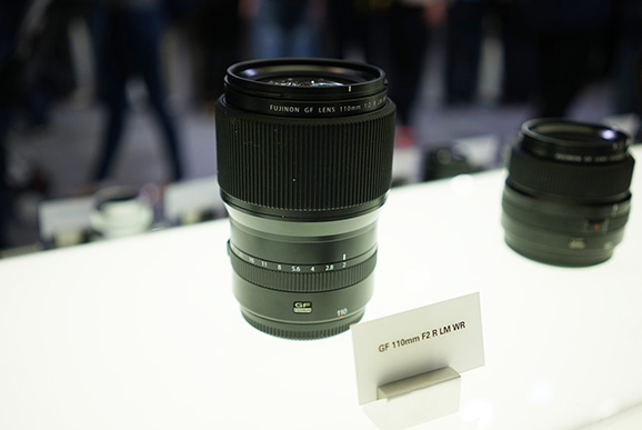 富士GF110mm f2中画幅镜头