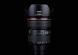 佳能EF 24-70mm f/2.8L II USM镜头