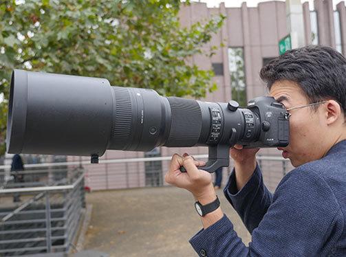 黑科技新大炮 适马500mm F4镜头抢先试用