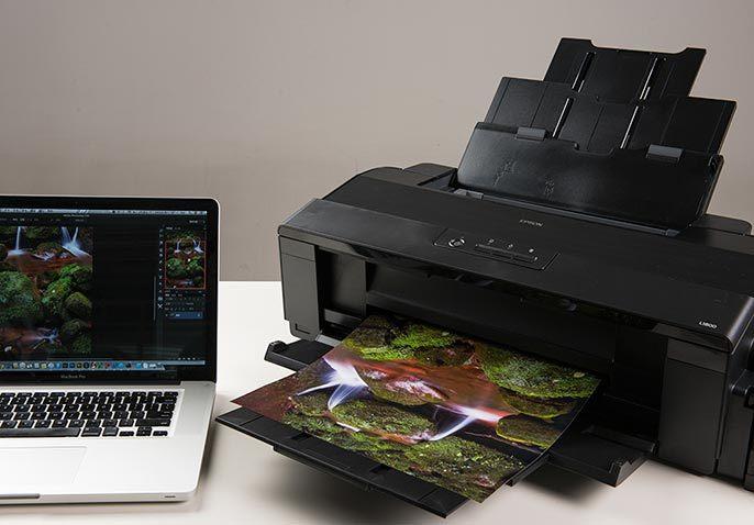 构建自己的打印输出系统 爱普生L1800试用