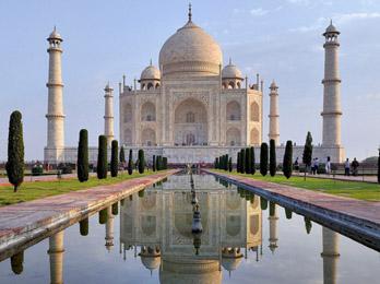 走入古老异域的印度