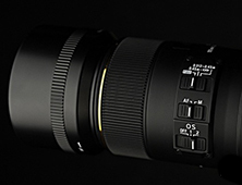 SIGMA 105mm f/2.8