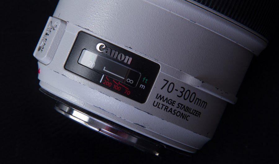 佳能70-300 F4-5.6L
