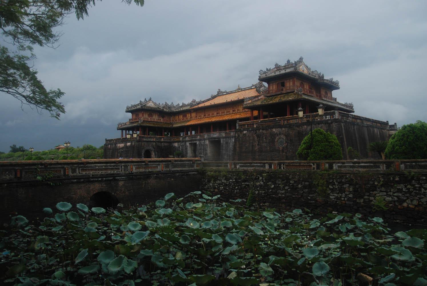 皇城午门(顺化)-苏月斫